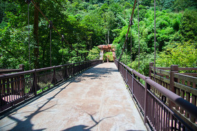 贵州赤水大瀑布景区桥梁