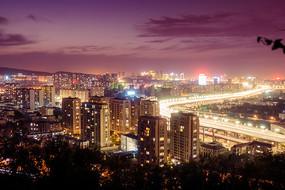 城市夜景摄影