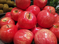 红苹果模型