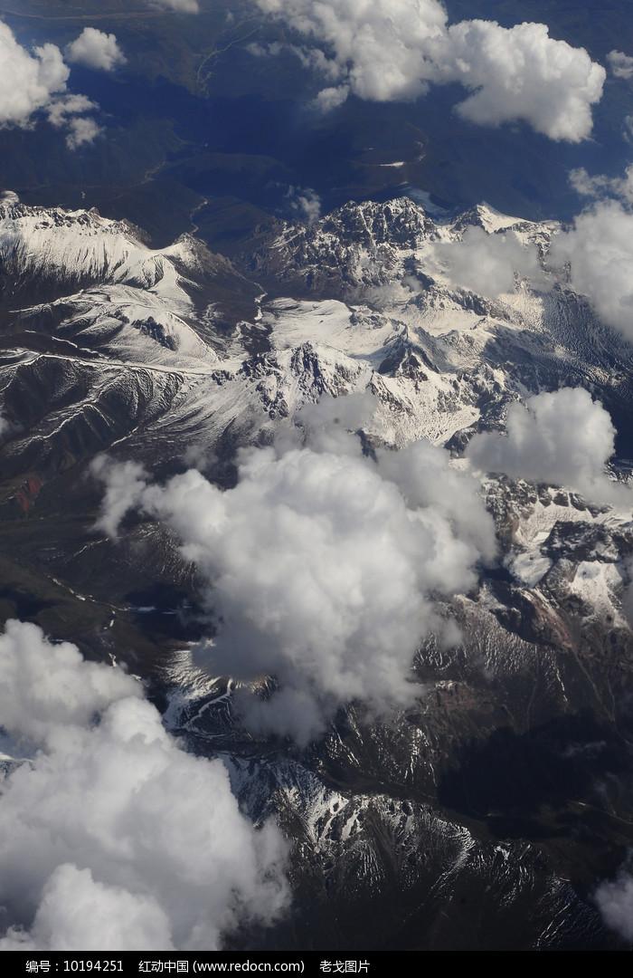 天山山顶图片