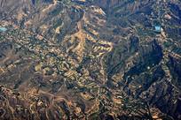 新疆俯拍图