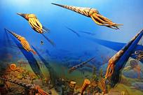 《鹦鹉螺的海洋》模型