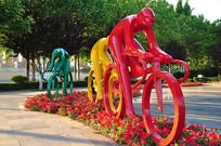 公园广场雕塑