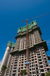 建筑在建工程