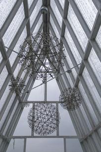 婚礼厅吊灯