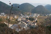 中国西部山区农村