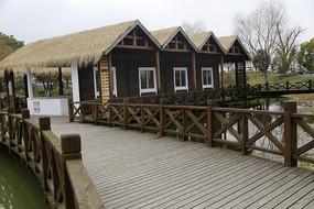 水乡小木屋
