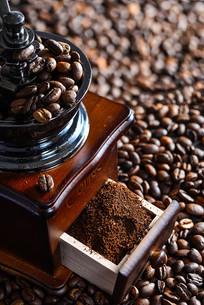研磨咖啡粉