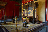 北京故宫慈禧宫殿