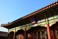 北京故宫寿康宫