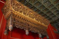 北京故宫寿康宫装饰