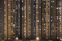 都市夜色高楼
