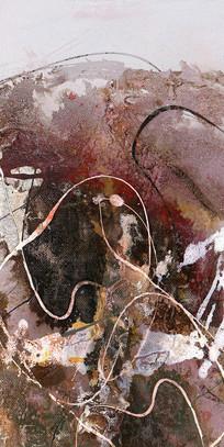 抽象油画艺术高清图