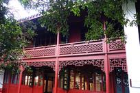 西泠印社传统建筑