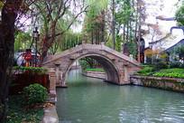 南浔古镇小桥流水