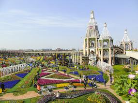 上海花卉展浦江野郊公园