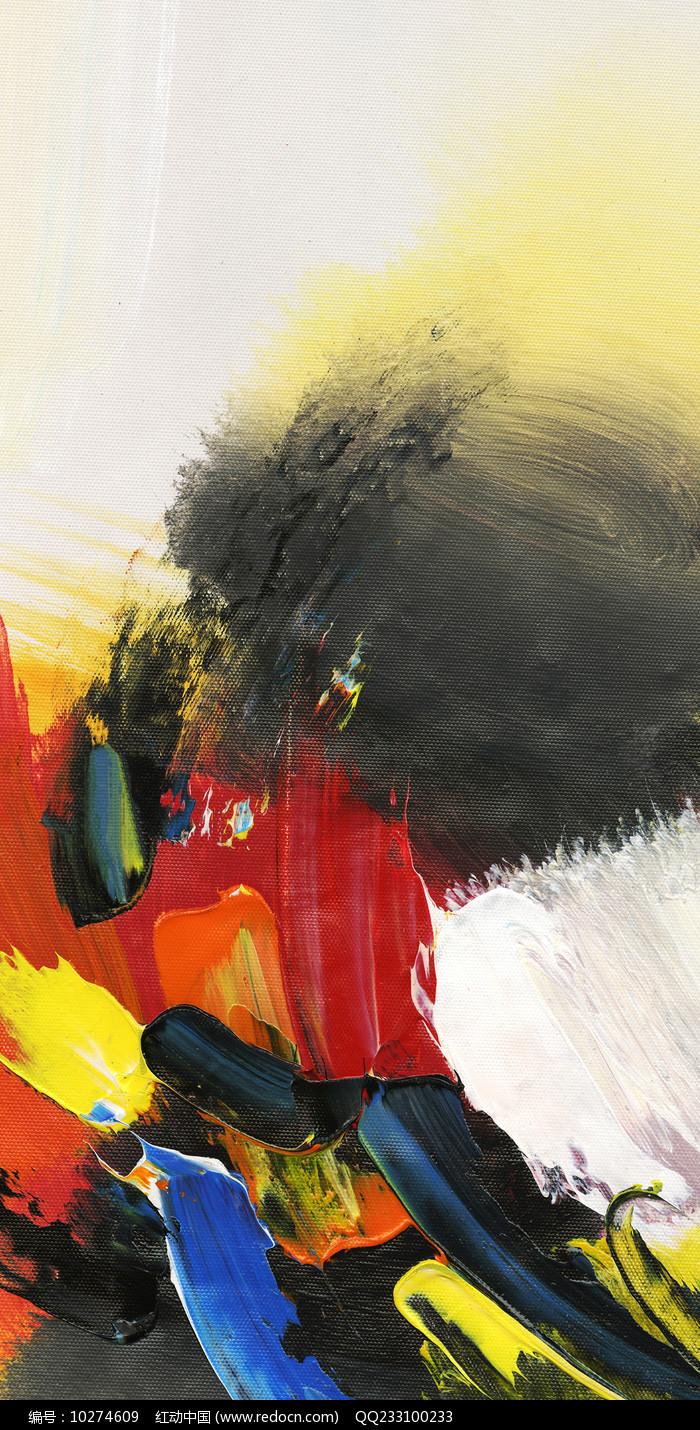 抽象艺术装饰画图片