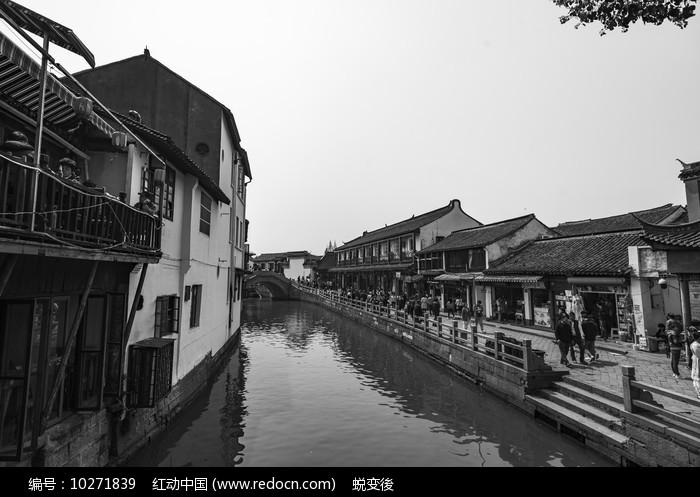 古镇照片图片