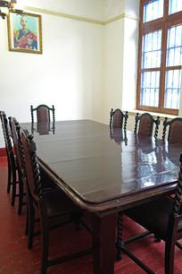 莫干山武陵会堂会议室