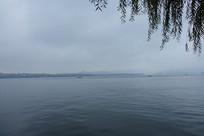 西湖山水风光