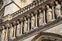 巴黎圣母院国王廊