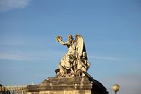 法国巴黎凡尔赛宫雕塑