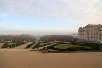 法国巴黎凡尔赛宫花园