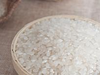 香梗米棚拍图片