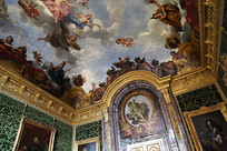 巴黎凡尔赛宫壁画