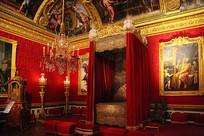 巴黎凡尔赛宫内景