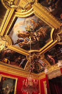 巴黎宫殿凡尔赛宫
