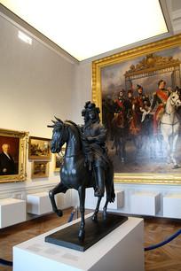法国凡尔赛宫雕像