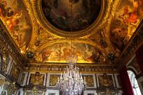 法国凡尔赛宫内景