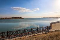 小白河湿地景观