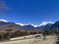 西藏沿路春光