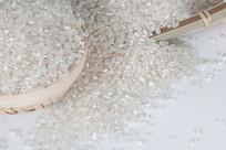 粮食大米摄影图片
