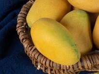 美味水果芒果实拍
