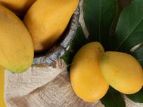 甜甜的芒果图片
