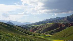 卓尔山大草原