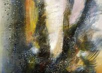 高雅的抽象艺术壁画