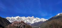西藏林芝市大峡谷旅游风景区