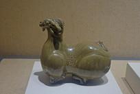 東晉越窯青瓷羊形器