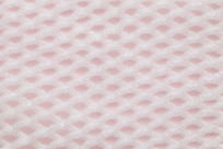 粉色網狀泡沫包裝物平面背景