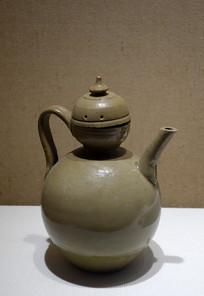 唐代越窯青瓷注子