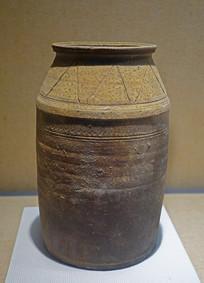 西漢原始瓷水井