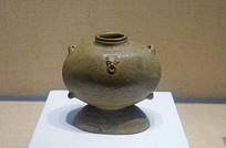 西晉越窯青瓷扁壺