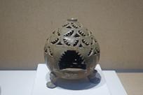 西晉越窯青瓷熏爐