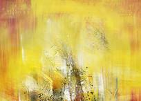 意境抽象艺术油画