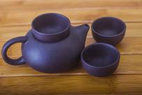 工艺茶杯和茶壶