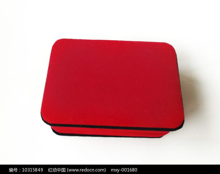 红色戎包装盒图片